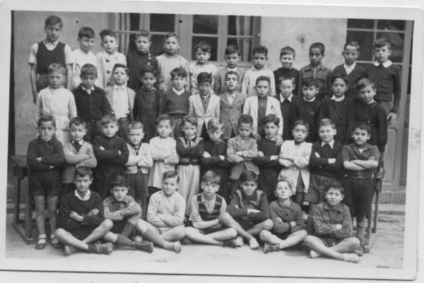 GA- Ecole Victor Hugo-Constantine- CE1 (1948- 49)