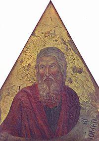 Le prophète Esaïe Ugolino di Nerio