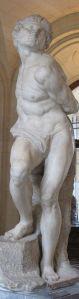 220px-Rebellious_Slave_(Michelangelo)